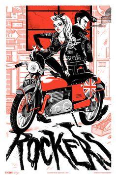 Mods x Rockers - Daniel Krall