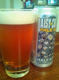 Half Acre Daisy Cutter Pale Ale. 5.2% APA. TASTE: Tangerine, pineapple and mango are upfront. This is followed by clean sugary caramel, navel orange juice, papaya and lemon juice. Finishes with grapefruit pith and a hint of pine. Slightly drying with zests from grapefruit, lemon and orange. OVERALL: Incredibly balanced, easy drinking and full of juicy hops. Tons of tropical and citrus fruitiness going on. This is easily one of the best American Pale Ales I've ever had the pleasure of trying.
