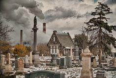 Apertures of Life: Denver's Cemeteries...