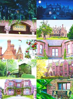 Places in House of Anubis