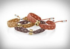There are many Macrame bracelet models, catering for many fashions and tastes and which enable people to correspond the patterns with their fashion. Description from bracelettoolgalleries.blogspot.com. I searched for this on bing.com/images