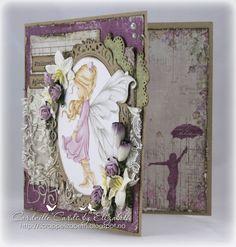 Cardville- Cards by Elizabeth: DT Copic Marker Europe: #takknemlig #gladideg