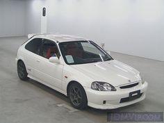 1999 Honda Civic, Civic Jdm, Honda Civic Hatchback, Honda Civic Type R, Honda S, Tuner Cars, Jdm Cars, Stance Nation, Lamborghini