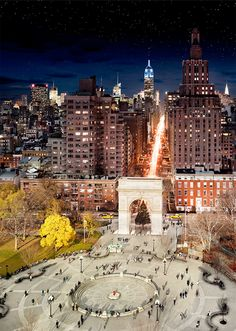 Day to Night: New York City Photos by Stephen Wilkes