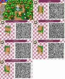 Download Grass Animal Crossing New Leaf Path QR-Codes