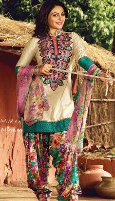 Buy Indian Latest Beige Cotton Punjabi Casual #Salwar #Kameez #Suit Product code: KCW-39815 Price: INR 4250 (Unstitch Suit), Color: Beige Shop Online now: http://www.efello.com/indianethnic/Salwar-Kameez-Indian-Latest-Beige-Cotton-Punjabi-Casual-Salwar-Kameez-Suit-142280