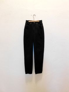 1980s Jordache Jeans Vintage 80s High Waist by RedsThreadsVintage