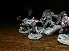 Legion of Plastic: Vlka Fenryka - The Sixth Legion at six models