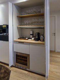 Una cocina de diseño y a medida para el día a día
