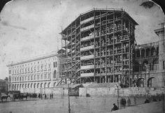 Galleria Vittorio Emanuele II on build 1870