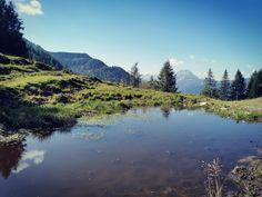 Natur, Berge, Klamm ❤️ So geht outdoor!