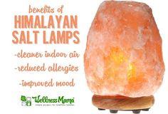 Himilayan Salt Lamp Benefits Of A Himalayan Salt Lamp  Himalayan Salt Himalayan And