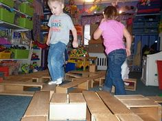 """Article + Blog hop on """"Encouraging Children to be Active!"""""""