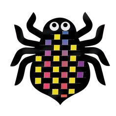 Spider+Web+Weaving+Mat+Craft+Kit+-+OrientalTrading.com