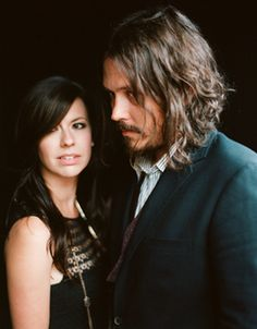 The Civil Wars. If you haven't heard their music yet, you are missing out.