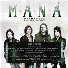 Mana - Drama Y Luz Edicion Deluxe, Blue