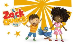 Zack & Quack Full Episodes, Videos and Games on Nick Jr. Nick Jr, Watch Full Episodes, Paramount Pictures, Games To Play, Ronald Mcdonald, Party Ideas, Fictional Characters, Birthday, Ideas Party