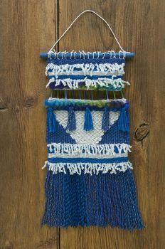 Cool As A Breeze Weaving   DIY Crafts   Weaving Crafts   DIY Home Decor