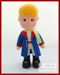 E agora vem a hora do nosso presentinho especial ....  Um maravilhoso pequeno príncipe muito especial  vamos feltrar meninas !!