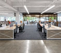 Over and Above: Studio O+A Designs HQ For Uber | Projects | Interior Design | MASHstudios