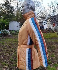 70s Ski Coat Vintage Jacket by Amerex 70s Coat by gottagovintage1