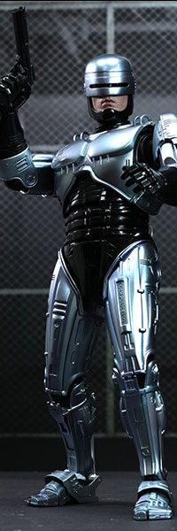 RoboCop MMS Diecast Sixth Scale Figure - Hot Toys $299.99