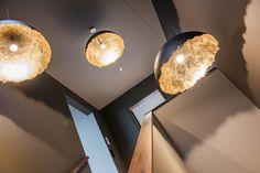 Singelfamily house  Built: 2016 Architect: Marita Hamre Lamps: Stchu-Moon, Catellani & Smith