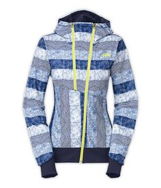 The North Face Women's Jackets & Vests SKIING/SNOWBOARDING WOMEN'S THATCH HOODIE
