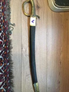 Lot: Sword from Dutch or French origin Ca 1813, Lot Number: 0019, Starting Bid: €50, Auctioneer: Meyers Tradings, Auction: Curious Noses Antiques & Curiosities, Date: December 6th, 2017 CET