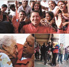 """CRISTINA FERNANDEZ DE KIRCHNER RECORDO A HUGO CHAVEZ A TRES AÑOS DE SU MUERTE """"Dejó la vida por un pueblo libre"""" La ex presidenta evocó la figura del venezolano. """"Lo recuerdan quienes con él tuvieron por primera vez un plato de comida, una casa, un auto, un salario justo, educación, dignidad"""", afirmó. La presidenta Cristina Fernández de Kirchner volvió a las redes sociales para recordar al ex presidente de Venezuela, Hugo Chávez Frías, el día que se cumplieron tres años de su muerte"""