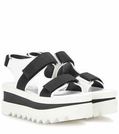 Platform sandals | Stella McCartney