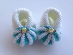 Uncinetto babbucce scarpine neonato maglia stivaletti di olinnell