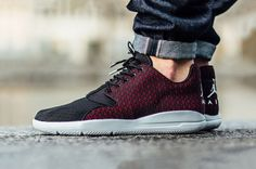Air Jordan Eclipse Black/Red Sneaker