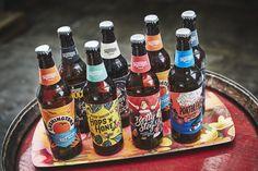 Skinner's beer | 20 brilliant beer label designs | Creative Bloq