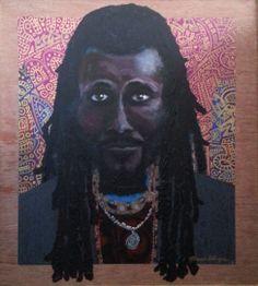 Marcus Sterling Alleyne - Ko portrait