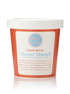 ME! Bath Papaya Nectar Shower Sherbet, 16 oz. at MYHABIT