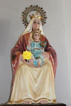 Virgen de Coromoto, patrona de Venezuela, Catedral de Ciudad Bolívar