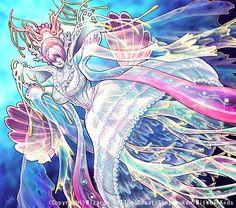 Anime Fantasy, Fantasy World, Ultimate Dragon, Fantasy Beasts, Alien Races, Female Pictures, Fantasy Races, Magic Art, Monster Girl