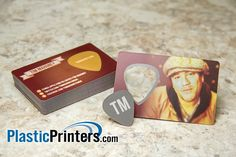 Learn how to get your #popout #guitarpick #businesscard http://www.plasticprinters.com/Guitar_Pick_Business_Cards/