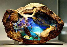 Opal, Teck Suite of Galleries: Earths Treasures