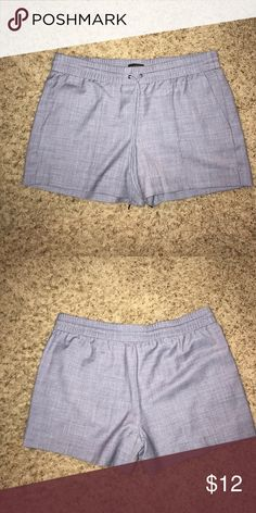 J. Crew Linen Short Can be worn causal or dressy, very comfortable and light. Great condition! J. Crew Shorts