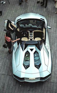 Lamborghini Aventador Roaster