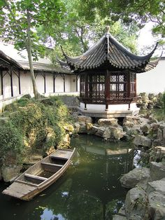 Visited THE Chinese Garden in Suzhou - Humble Administrator s Garden Suzhou, Japanese Architecture, Beautiful Architecture, Beautiful Landscapes, Asian Garden, Chinese Garden, Chinese Courtyard, Asian Landscape, Belle Villa