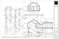 Modern House Drawings Bob Borson A501