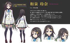 Izumi Reina (Musaigen no Phantom World)/#1931669 - Zerochan