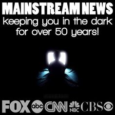 illuminati controlled media....lies, false flags........