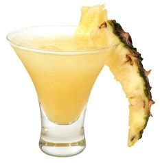 Pineapple Punch     4 bottles of champagne   1 pint of Jamaica rum   1 pint of brandy   ½ cup of Curacao liqueur  Juice of 4 lemons   4 pineapples sliced    Sweeten to taste with white sugar.