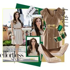 Effortless Style, created by #hulijing on #polyvore. #fashion #style H&M Corso Como