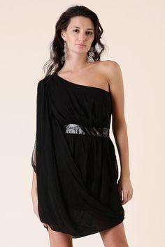 Grecian-Inspired Dress