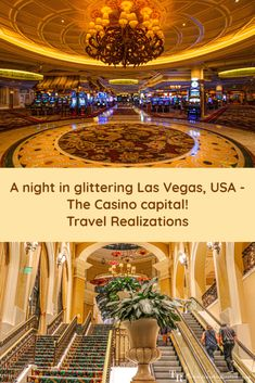 When we stepped out of our hotel in Las Vegas, the vibrant night had just started. The dazzling lights and glittering roads amidst the dark night started to set the mood for an exquisite gateway to sin! Canada Travel, Travel Usa, Travel Guides, Travel Tips, Las Vegas Hotels, Travel Articles, United States Travel, Plan Your Trip, Where To Go